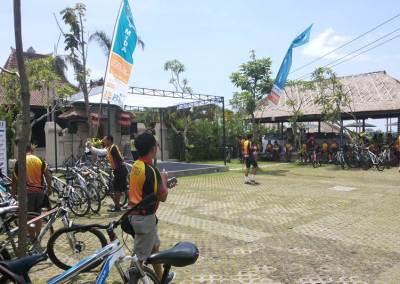 Sound System Di Bali Single Electone BNI Gowes 2014 P3