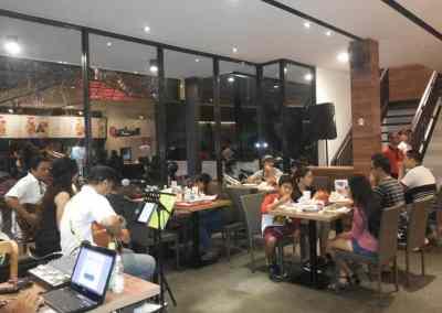 Sound System Garand Opening Bonchon Chicken - Link Bali Enterprise 1180117