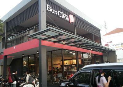 Sound System Garand Opening Bonchon Chicken - Link Bali Enterprise 2180117
