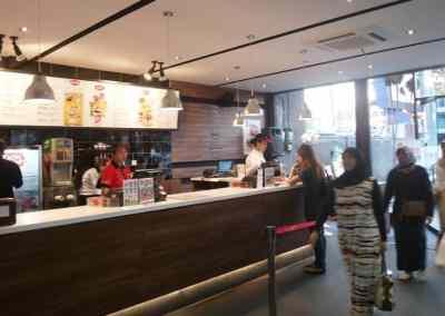 Sound System Garand Opening Bonchon Chicken - Link Bali Enterprise 5180117