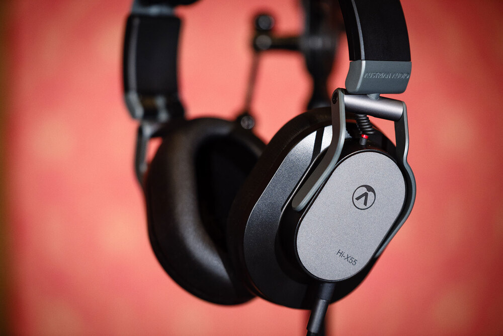 Trusted Reviews recommend Austrian Audio Hi-X55 headphones   From UK distributor Sound Technology Ltd