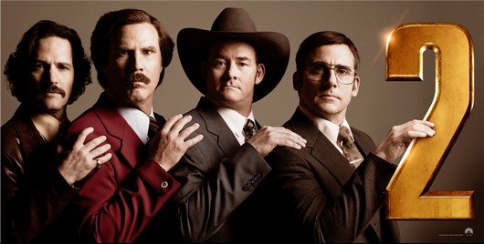 Anchorman 2: The Legend Continues movie picture