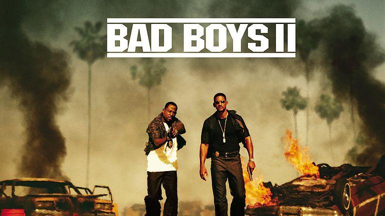 Filmposter Bad Boys 2