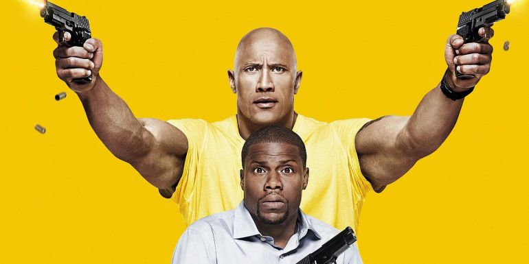 Film poster Central Intelligence