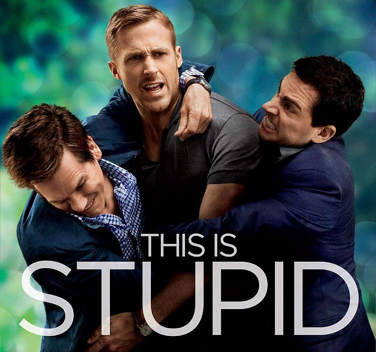 "Film poster: ""Crazy Stupid Love"""