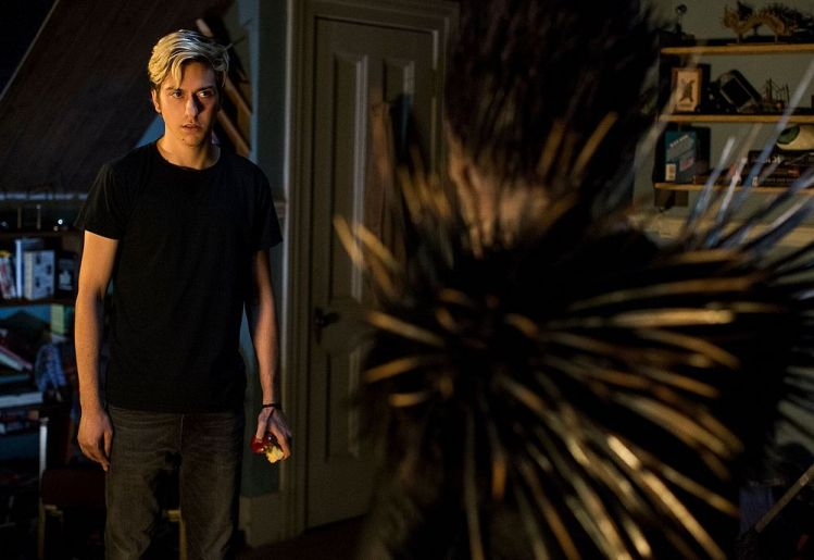 picture from Death Note movie