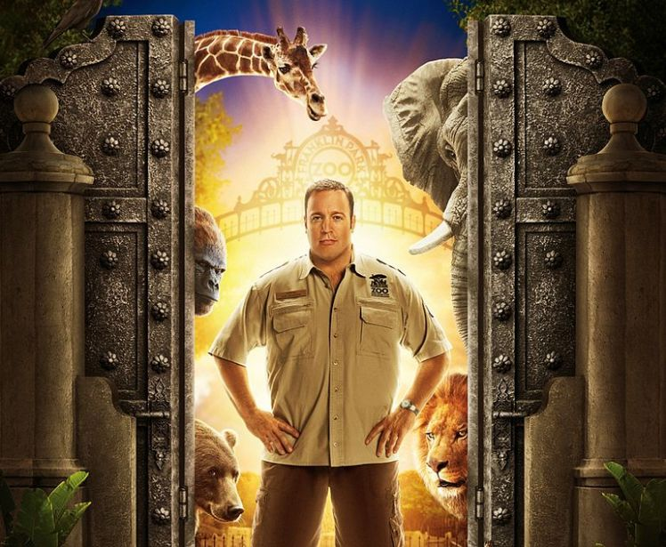 movie poster zookeeper