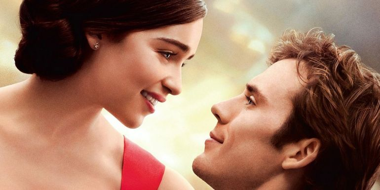 movie poster Me Before You