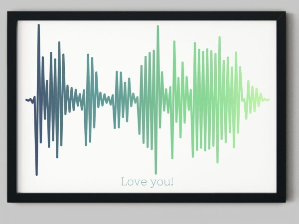 soundwave gift for couples