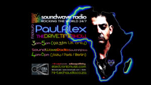 THE DRIVETIME SHOW WITH PAUL ALEX