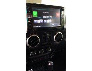 Jeep Installation – 1e