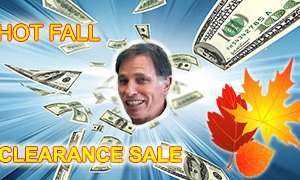 Hot Fall Clearance Sale: