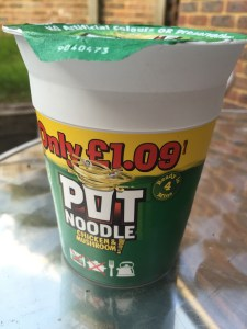 Pot Noodle (side view)