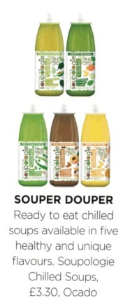 Soupologie Natural Health Magazine Chilled Soups