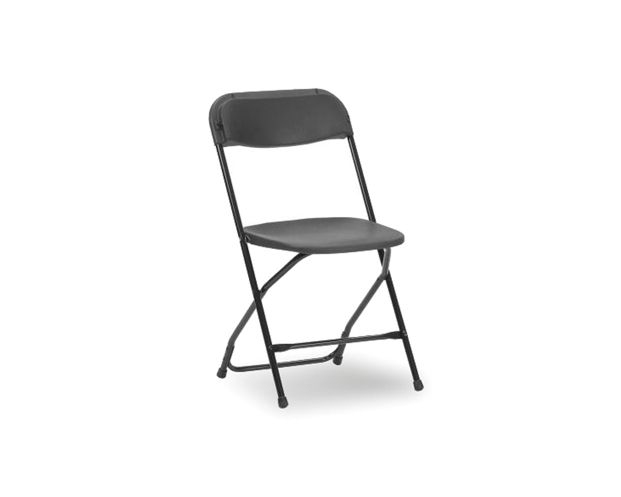 folding chair nylon lowes zero gravity chairs polypropylene plastic office