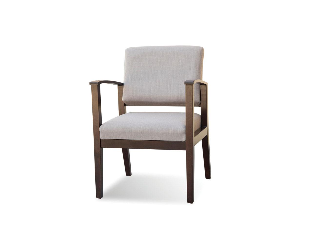 Morley Wood Guest Chair