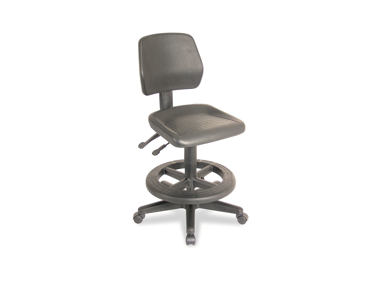 office chair kelowna extending round table and chairs seating ergonomic desk industrial drafting