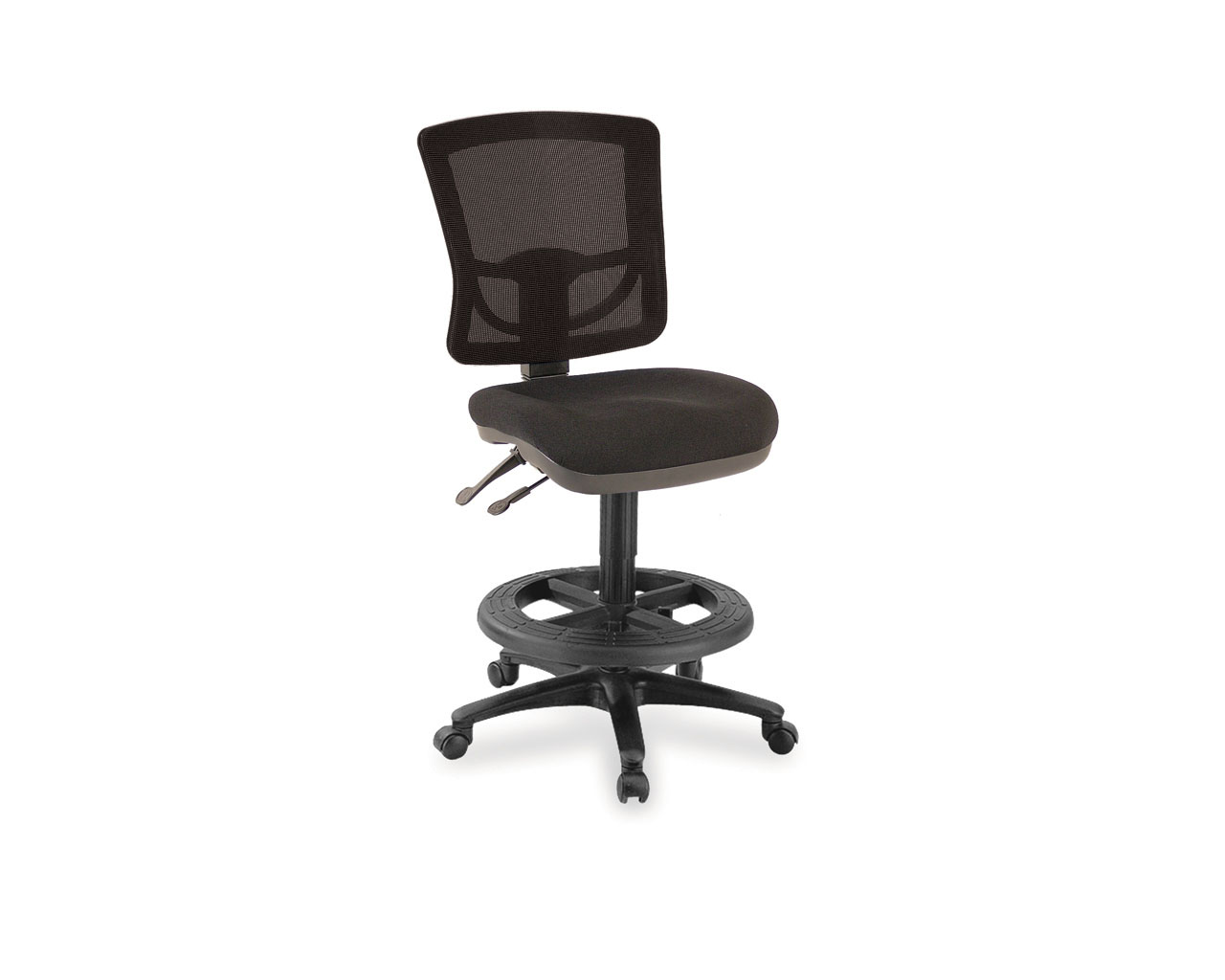 office chair kelowna poang cushion chairs seating ergonomic desk lovan mesh drafting