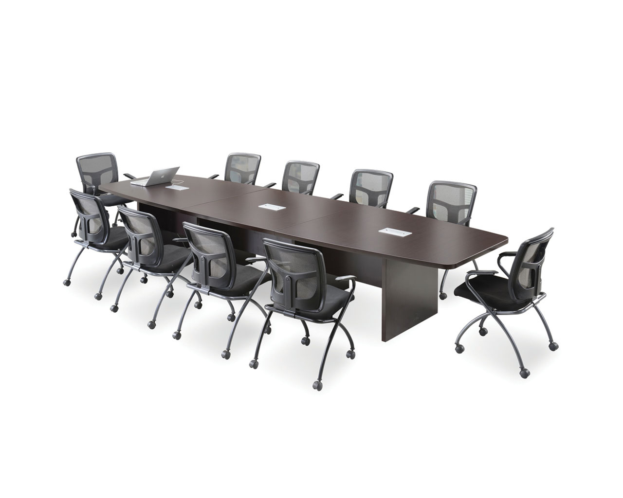 conference tables and chairs white leather swivel office chair classic boat shaped table style
