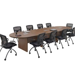Conference Tables And Chairs Chair Covers Ivory Boardroom Source Office Furniture Classic Racetrack Table