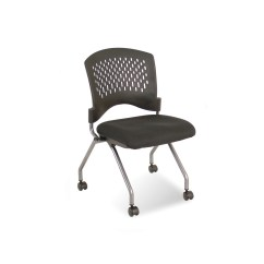 Ergonomic Chair Without Arms Ghost Counter Stool Agenda Nesting