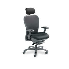 Ergonomic Chair Description Walmart Living Room Chairs Nightingale Cxo With Headrest