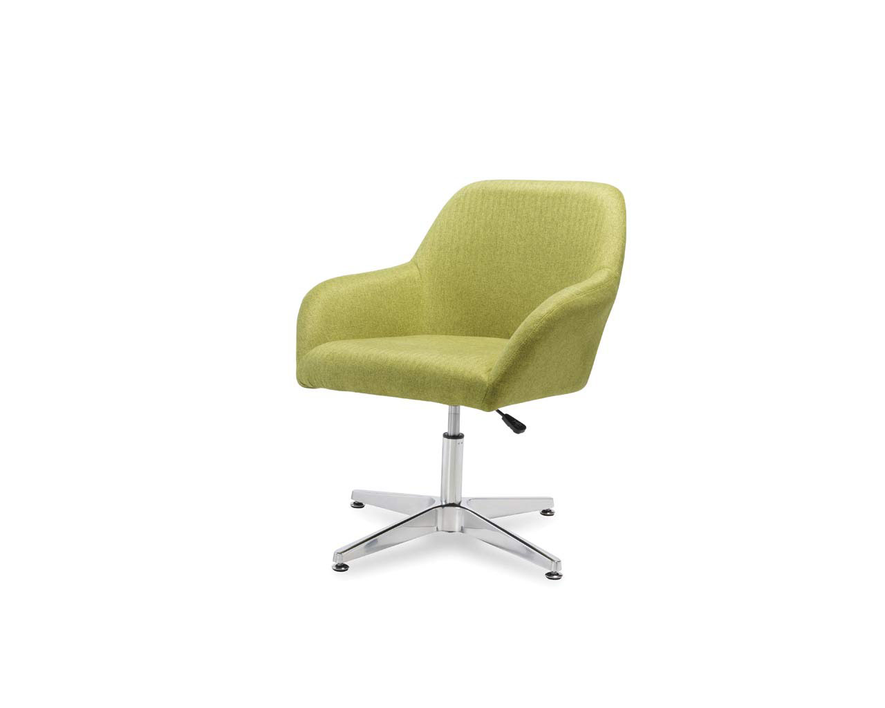 clear desk chairs bentwood wholesale oliver swivel mid back guest chair