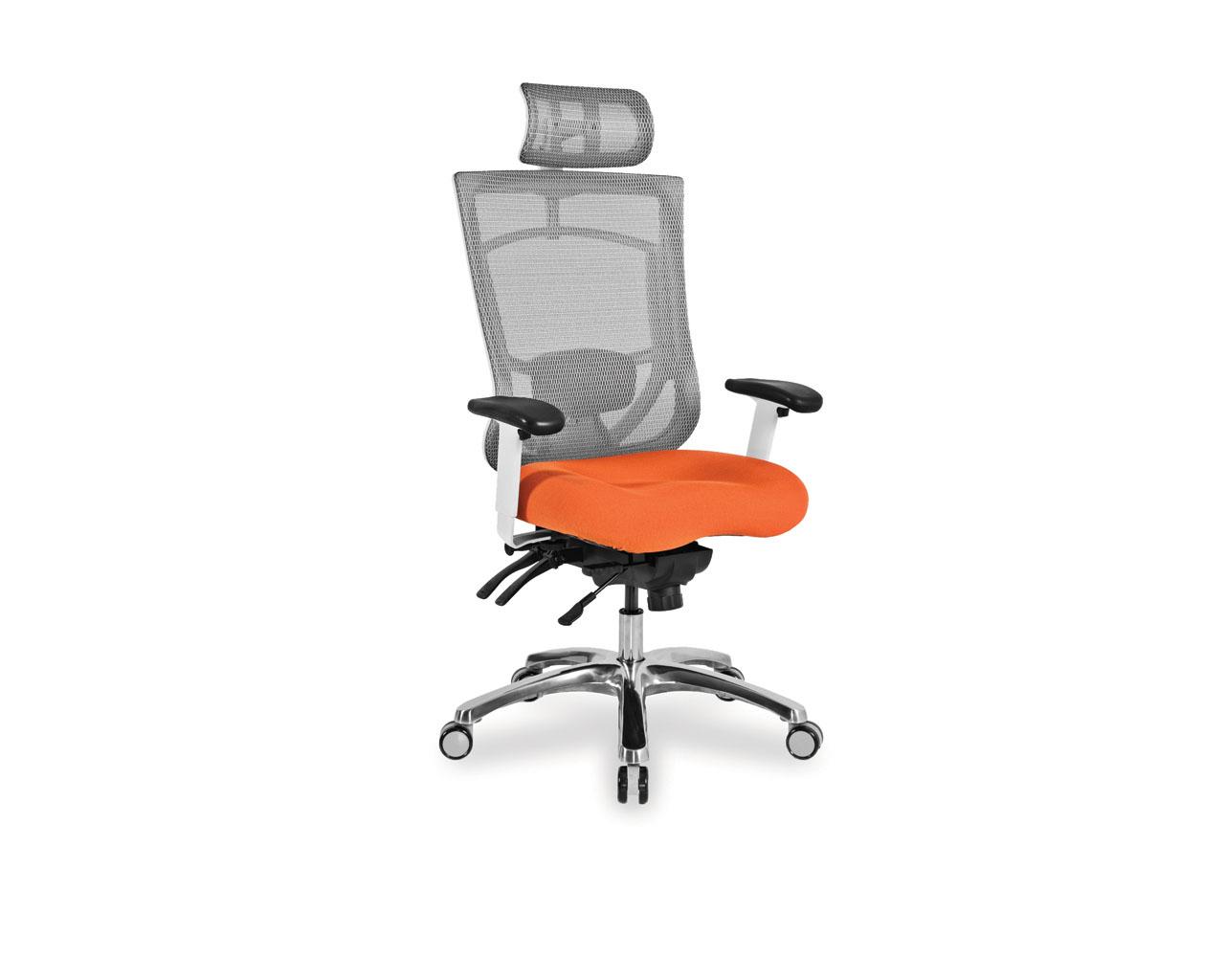 ergonomic chair pros armchair pillow coolmesh pro plus executive high back mesh office