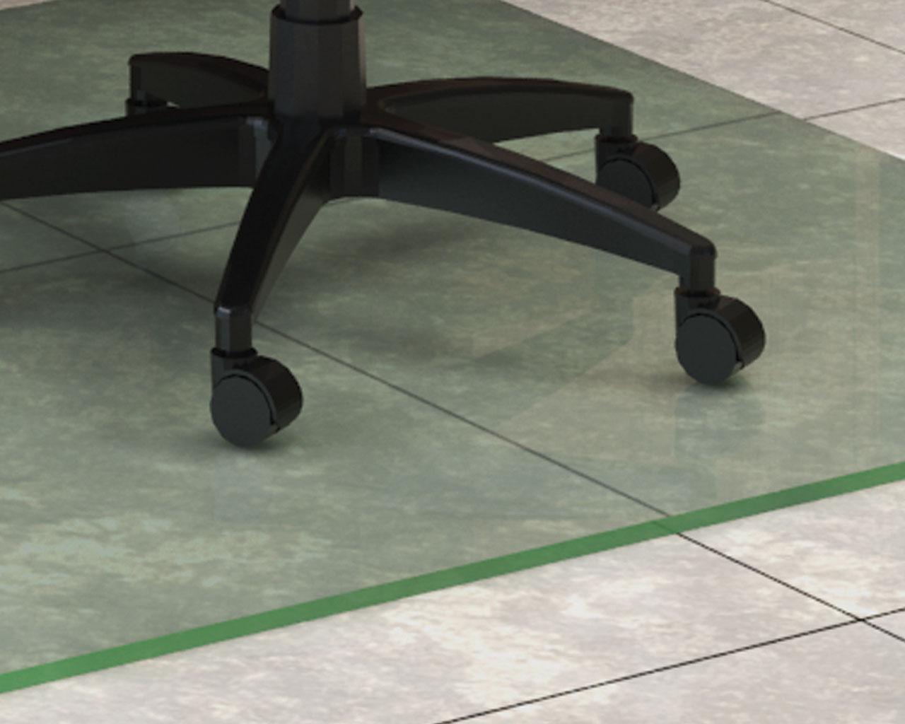 desk chair glass mat wheelchair repair kitchener chairmats for floors