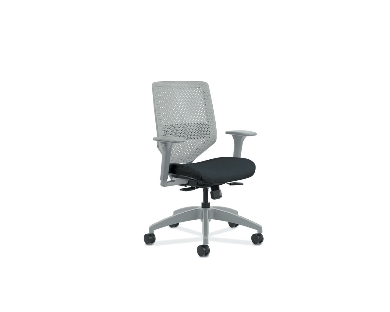 hon desk chairs oxo tot sprout chair solve mid back task