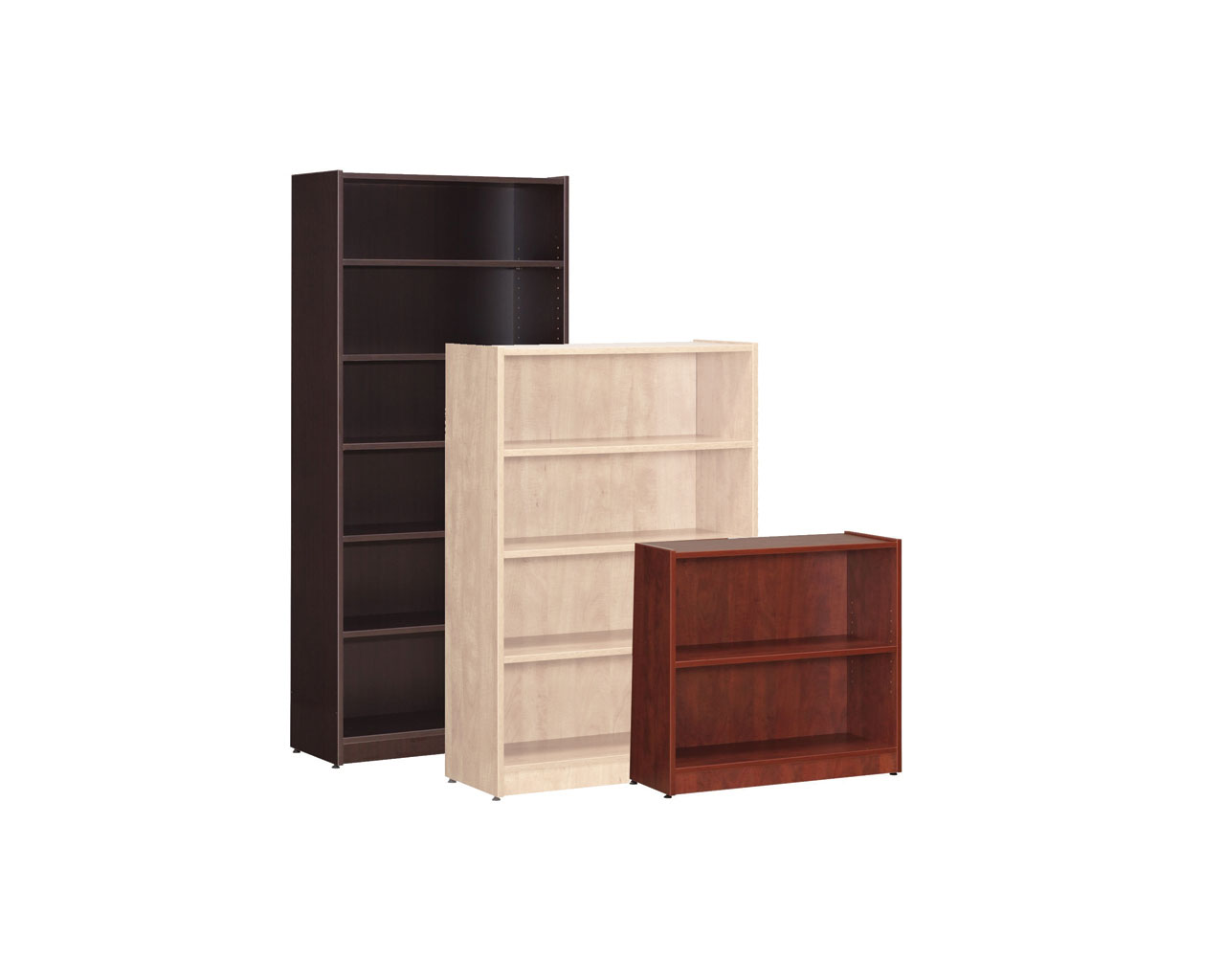 Bookshelves Cabinets and Storage Solutions For Your Office