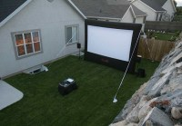 Backyard Movie Night - Rent Projectors for Backyard Movie ...