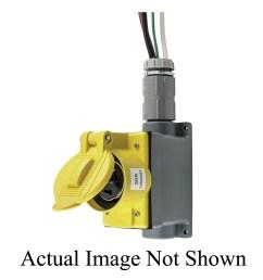 wiring device kellems sr50 spider ii 1 phase pre wired single standard sized [ 1200 x 1200 Pixel ]