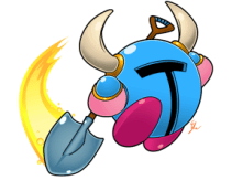 kirby_abilities_extra___kirby_shovel_knight_by_efraimrdz-d7x693d