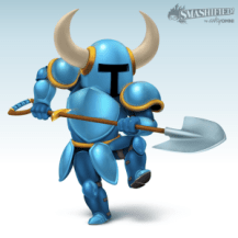 Shovel Knight by the Smashified Team.