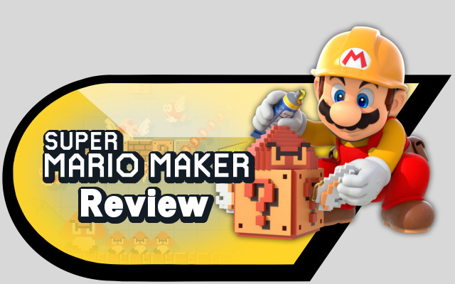 Super Mario maker Review Alt