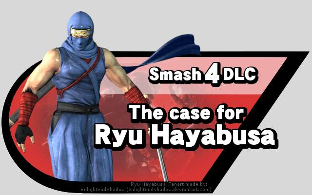 Case for Ryu Hayabusa alt