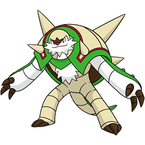652Chesnaught_Dream