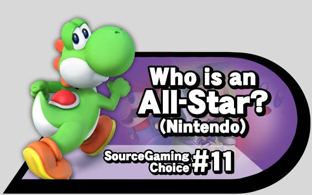 SG CHoice Nintendo Alstar