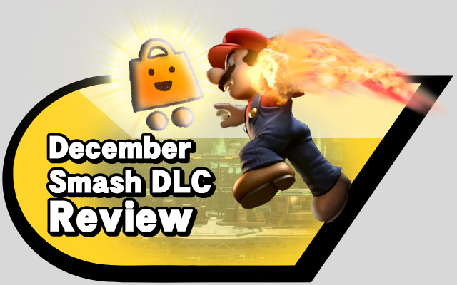 Smash DLC december review alt