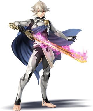 Corrin. First Class: Prince, Second Class: Black/White Blood, Third Class: Salt Lord