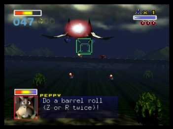 Star Fox 64 was a huge success and the latest game in the franchise.