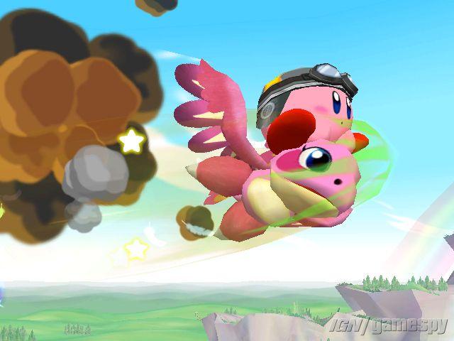 Kirby GCN Landia
