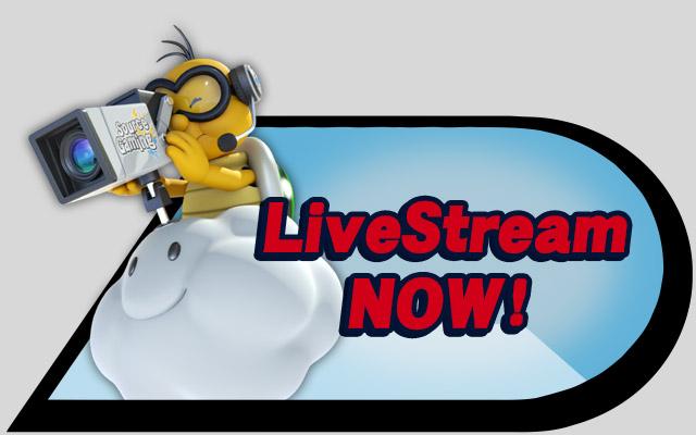 Livestream NOW
