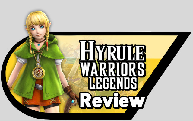 Review Hyrule Warriors Legends Source Gaming
