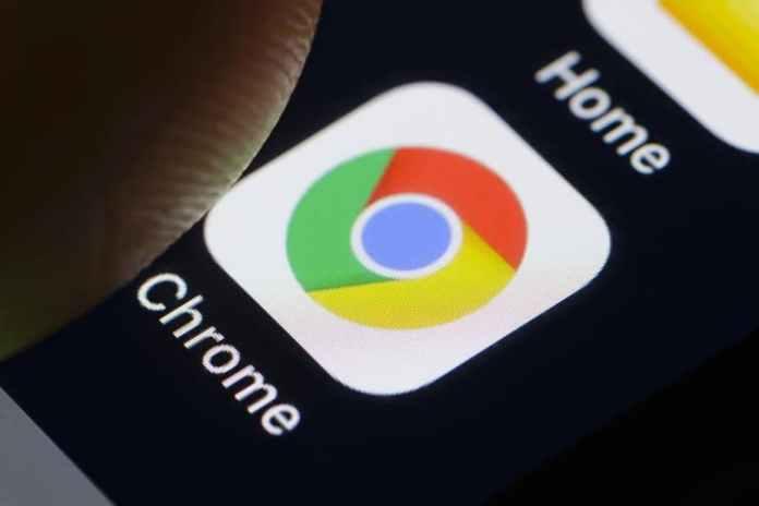 mobile chrome browser