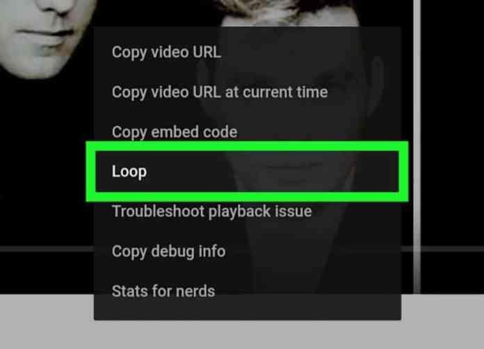 YouTube Videos Loop