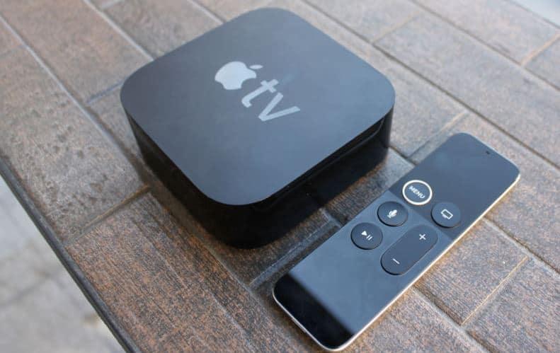 update Apple TV apps