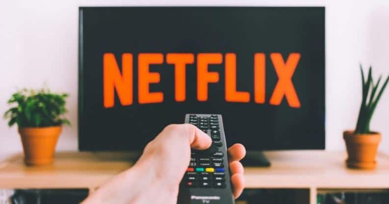 Netflix CC subtitles
