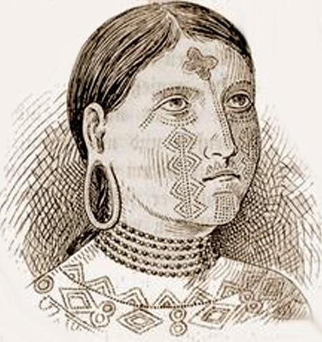 O keebèt e a cerimônia feminina no Chaco
